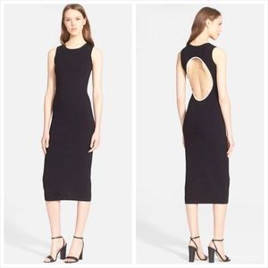 134fee5827 Theory Dresses | Jorainna Sl2 Dress In Black | Poshmark